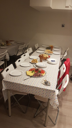 Supper party IMG-20181231-WA0019