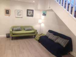 Sofa so good at The Living Room