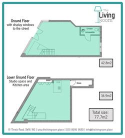 Floor Plan Living Room Place