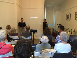 Talk by AVC Studio architects