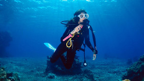 An engineer goes diving… what happens next?