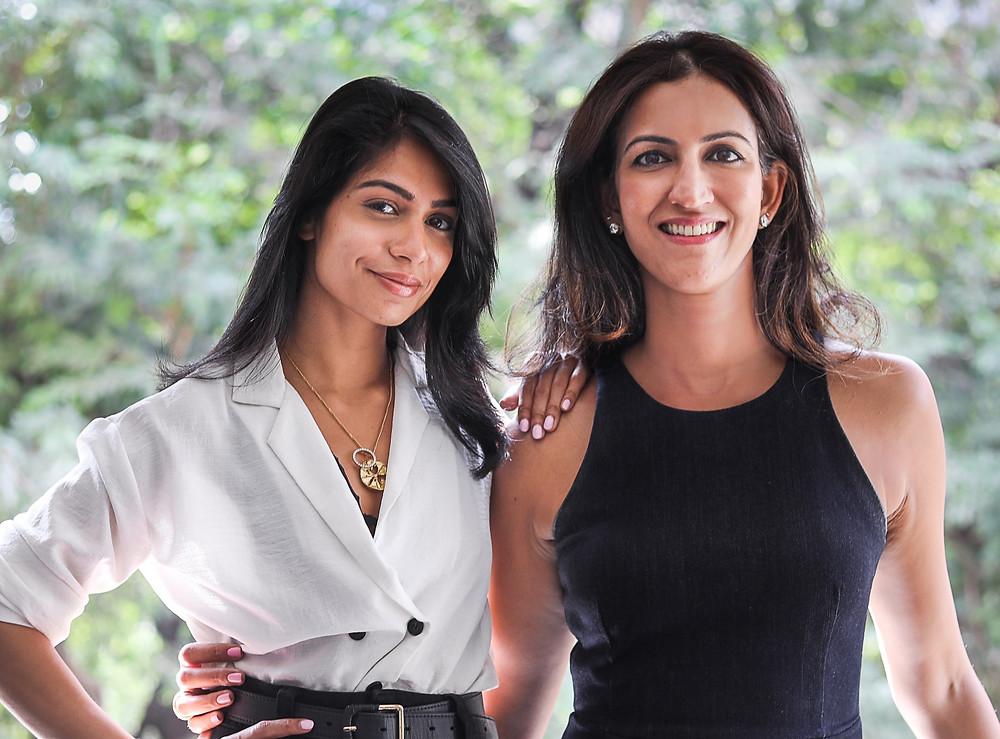 Reyna and Gauri of Twain Communications