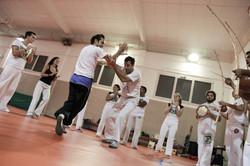 Roda Capoeira Trento Ciccio e Ozan
