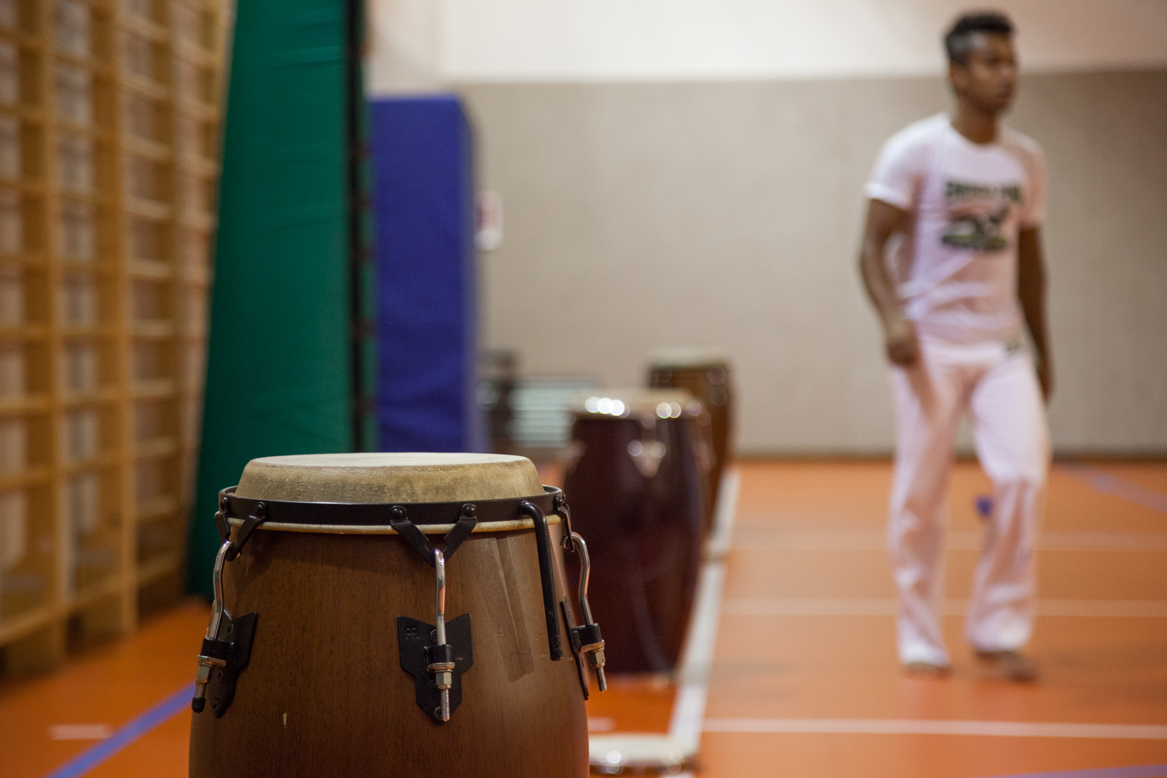 Atabaque Capoeira Trento