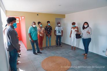 Un centre de capoeira financé par la CTG bientôt totalement opérationnel