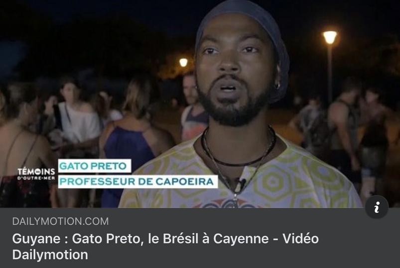 Gato Preto, le Brésil à Cayenne