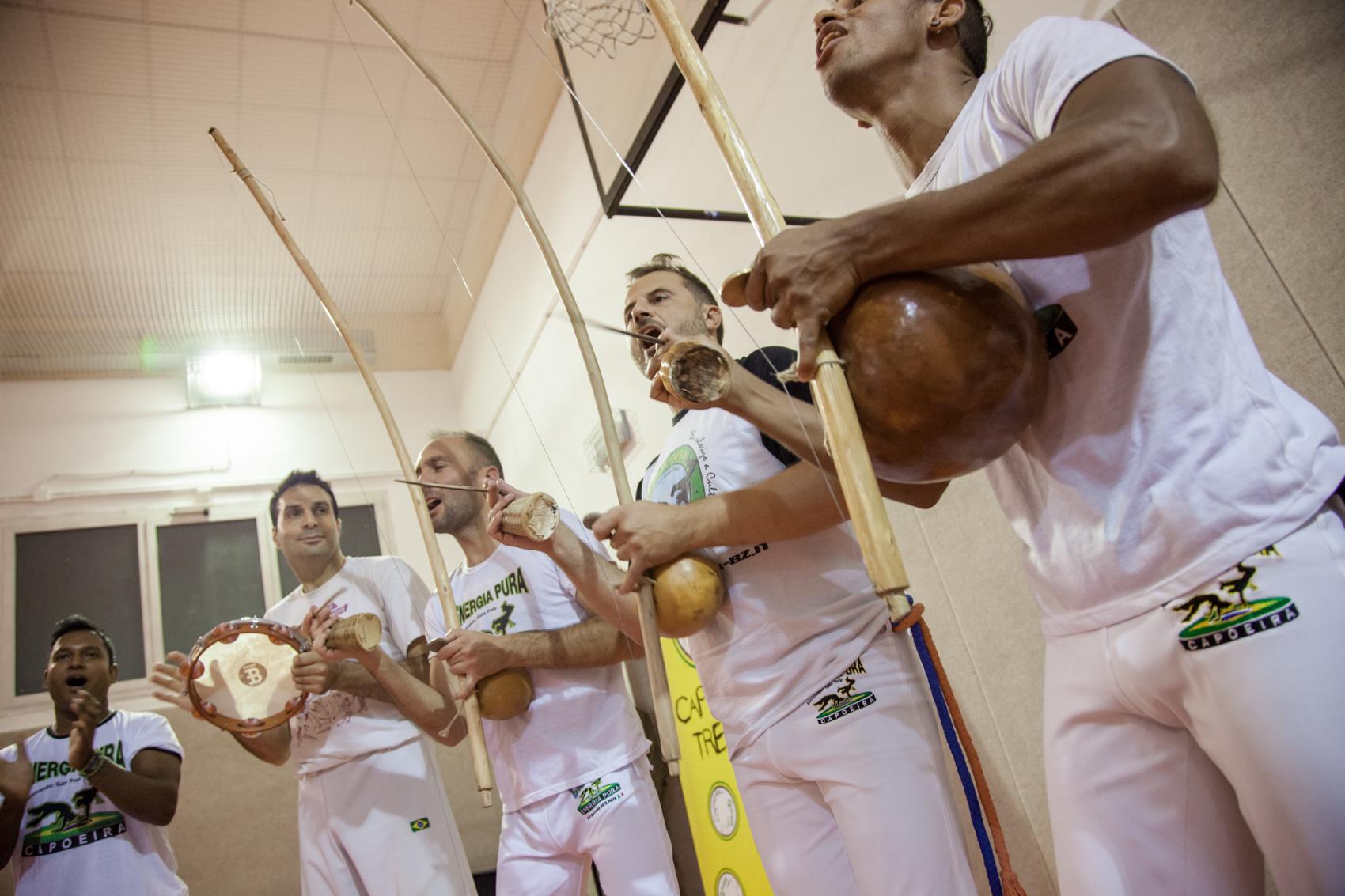 Roda Capoeira Trento