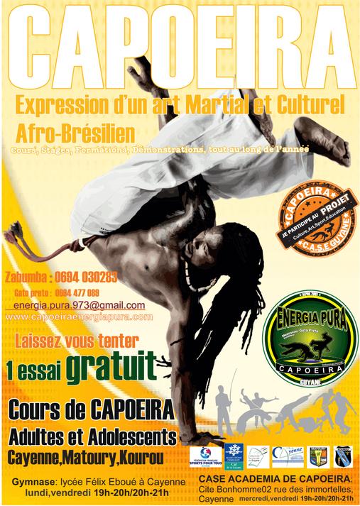 Cours de Capoeira 2020