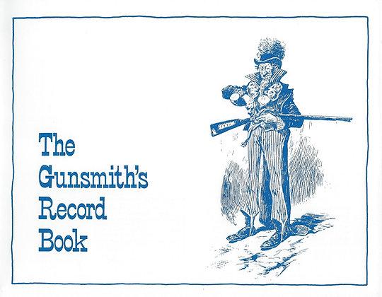 The Gunsmith's Record Book