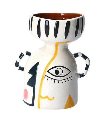 Pre Order Modernist Ceramic Funnel Vase