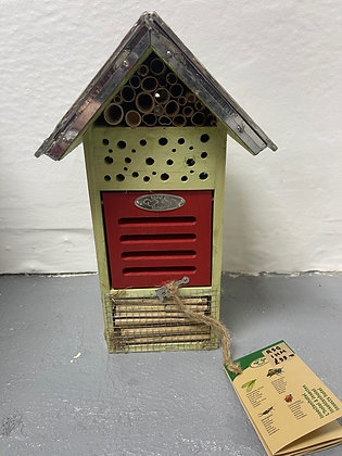 Insect Hotel by Rosie's Stained Glass