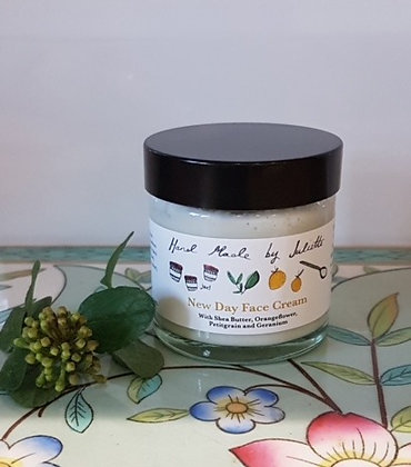 """Hand Made by Juliette New Day Face Cream"