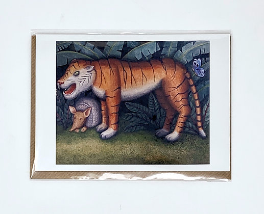 Jungle Tiger from St Mary's Books