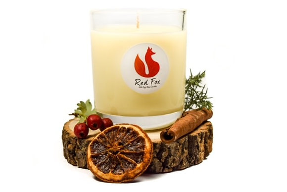 Hygge Vibes Candle by Red Fox