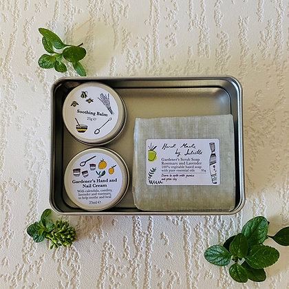 """""""Hand Made by Juliette"""" Gardener's Hand Care Fix by Thompson and Poocg"""
