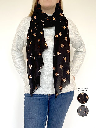 Mollie Star scarf by Olive&Me