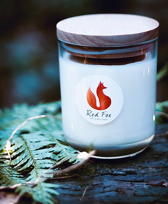 Winter Forest Candle by Red Fox
