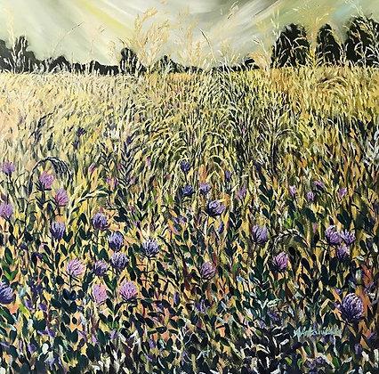 Wild Grasses by Amie Antoniak