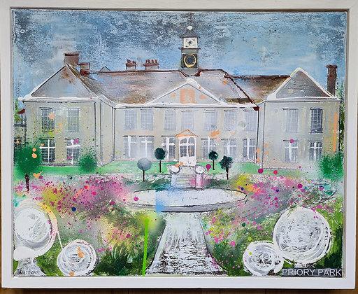 Priory Park by Julia Adams