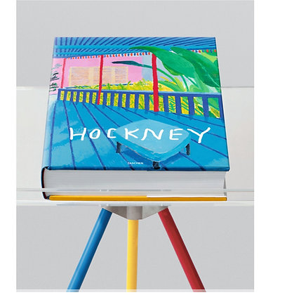 David Hockney - A Bigger Book Limited Collectors Edition