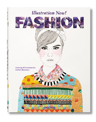 Illustration Now! Fashion Taschen