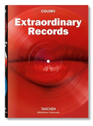 Extraordinary Records Taschen