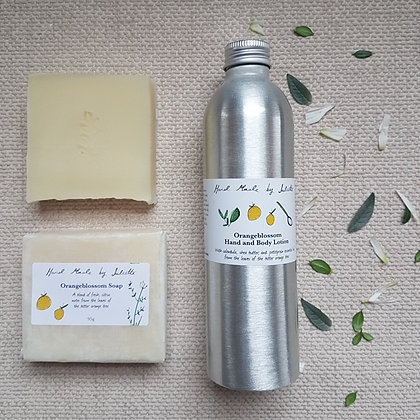 """""""Hand Made by Juliette"""" Hand and Body Lotion by Thompson and Pooch"""