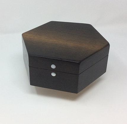 Hexagonal Box by Andrew Poder