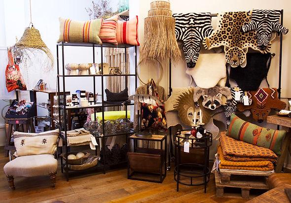 Reigate Pop Up Shop Sellers' Showroom