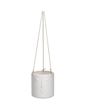 Pre-order Ceramic Plant Pot Cover - White
