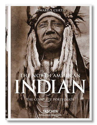 The North American Indian - The Complete Portfolios Taschen