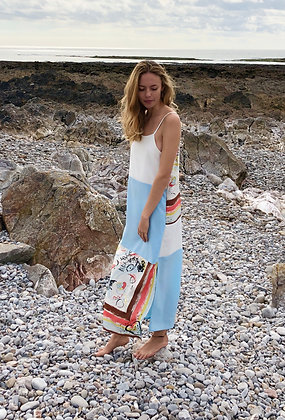 Long Slip Dress by Shore and Pine