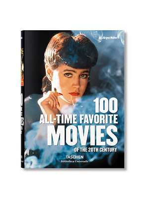 100 All-time Favourite Movies of the 20th Century Taschen