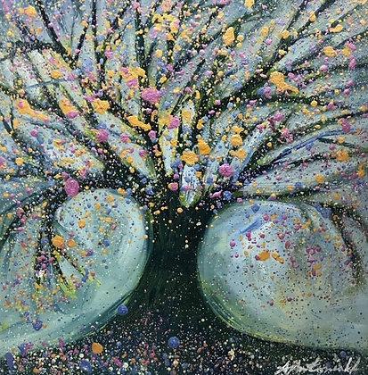 """""""Tree with Sparkle"""" by Amie Antoniak"""