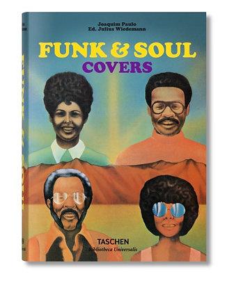 Funk & Soul Covers Taschen