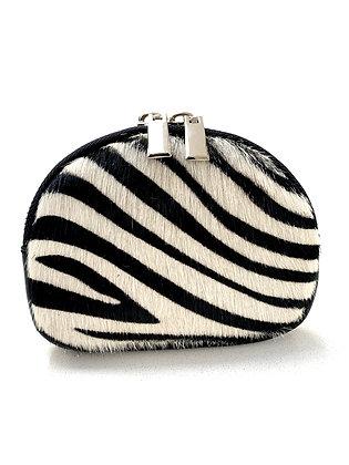 Zebra print purse Olive&Me