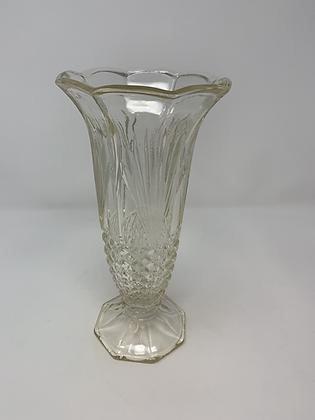 Vintage Victorian Celery Vase.