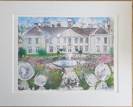 Reigate Priory Park' by Julia Adams