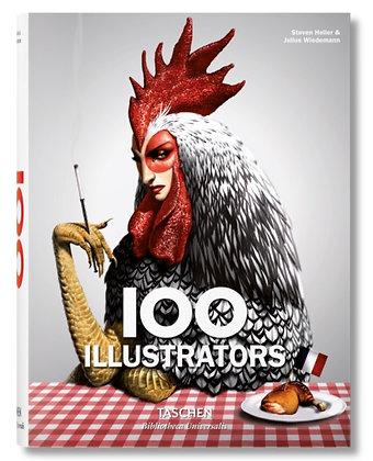 100 Illustrators Taschen