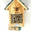 Thumbnail: Bee House with Stained Glass Roof by Rosie's Stained Glass