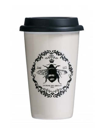 Queen Bee Travel Mug (Double Walled)