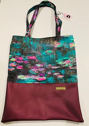 Spoonflower fabric totes By thompson and pooch