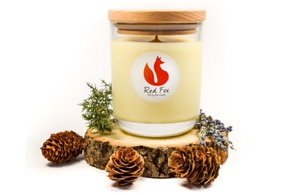 Autumn Essence Candle by Red Fox