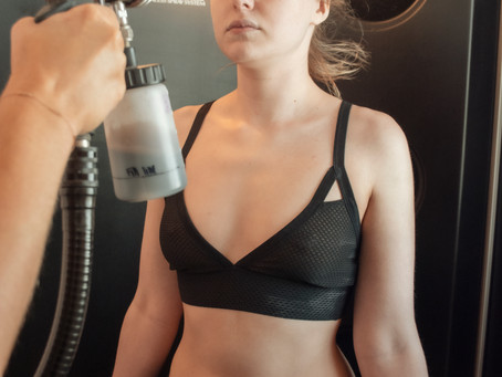 Unprepared for your Spray Tan? Try these tips!