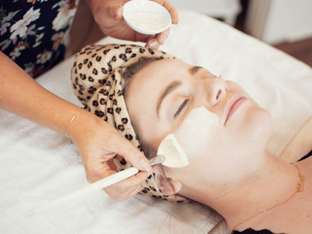 Let's dish on facials, shall we?
