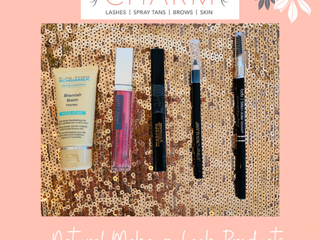 Easy & Natural makeup look: Step by Step how to using skin-loving products