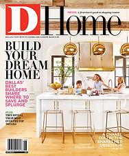 DHome May June 2017 Josh Pickering Dallas Interior Design All in the Family