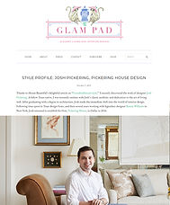 The Glam Pad Josh Pickering