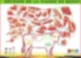 Vente de viande de boeuf et génisse à la ferme