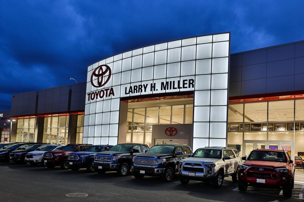 Toyota Dealership-Spokane